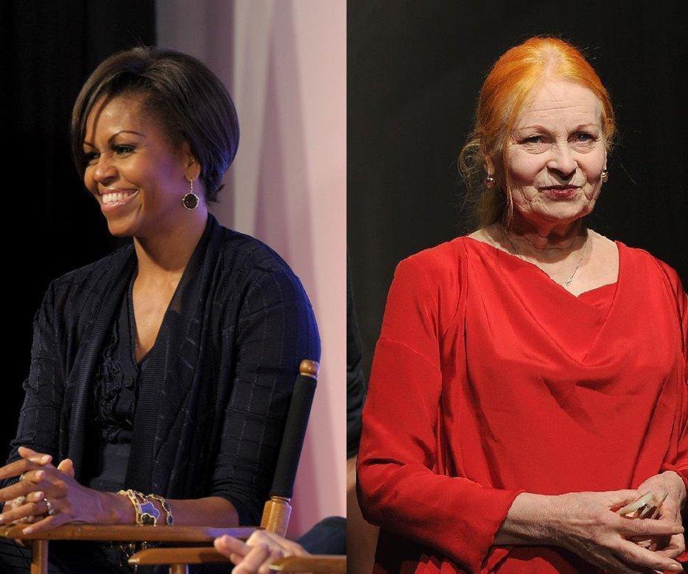 Vivienne Westwood: Michelle Obama ist ein Blindgänger