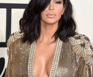 Kim Kardashian möchte nicht nur für ihren Po bekannt sein