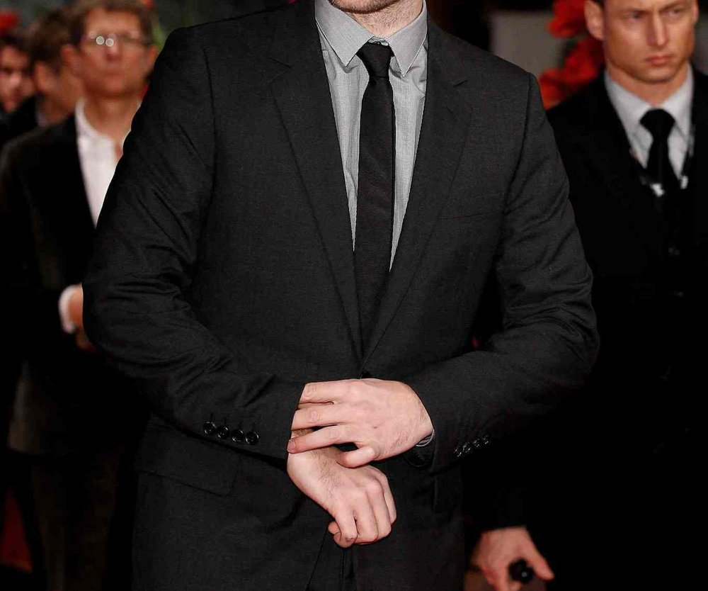 Robert Pattinson will sich nicht mehr ausziehen