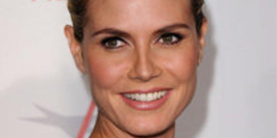 Heidi Klum hat keine Angst vor dem Älterwerden