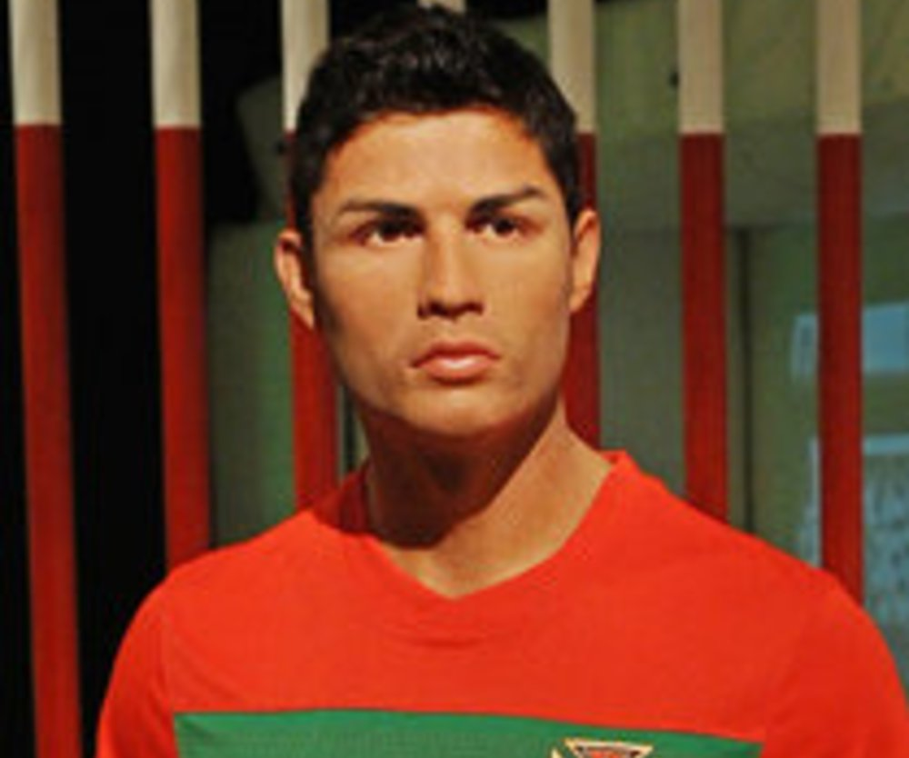 Cristiano Ronaldo: In zweifacher Ausführung