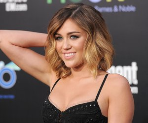 Miley Cyrus lässt tief blicken