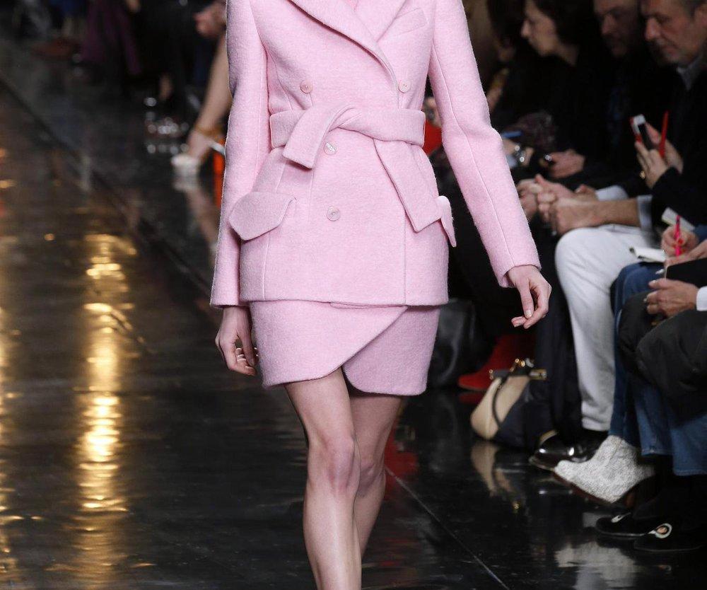 Rosa: Die Trendfarbe des Herbstes