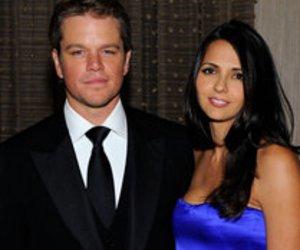 Matt Damon wird wieder Vater
