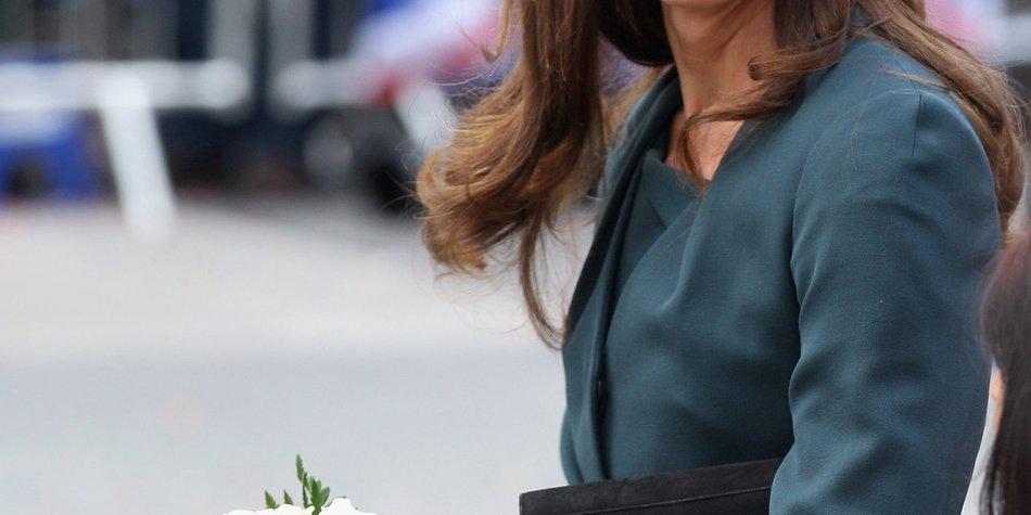 Kate Middleton bekommt einen Brief von Kim Kardashian