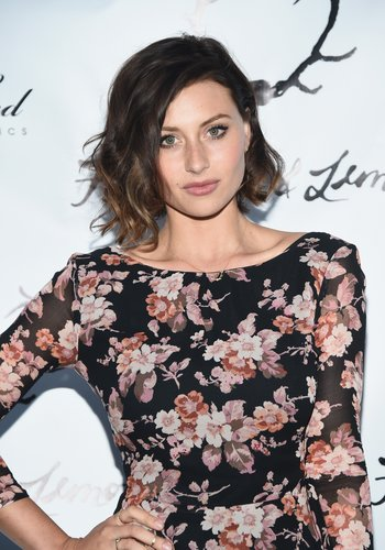 Aly Michalka: Long Bob mit Wellen