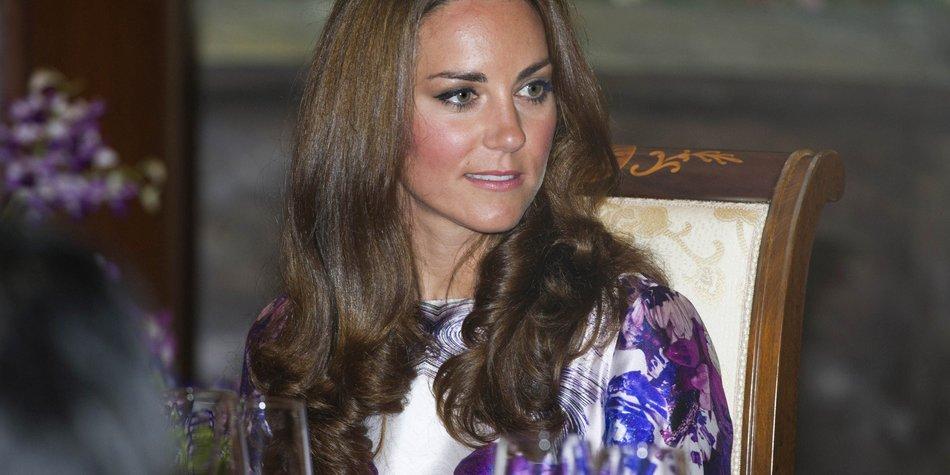Kate Middleton: Hat sie keine Freunde mehr?