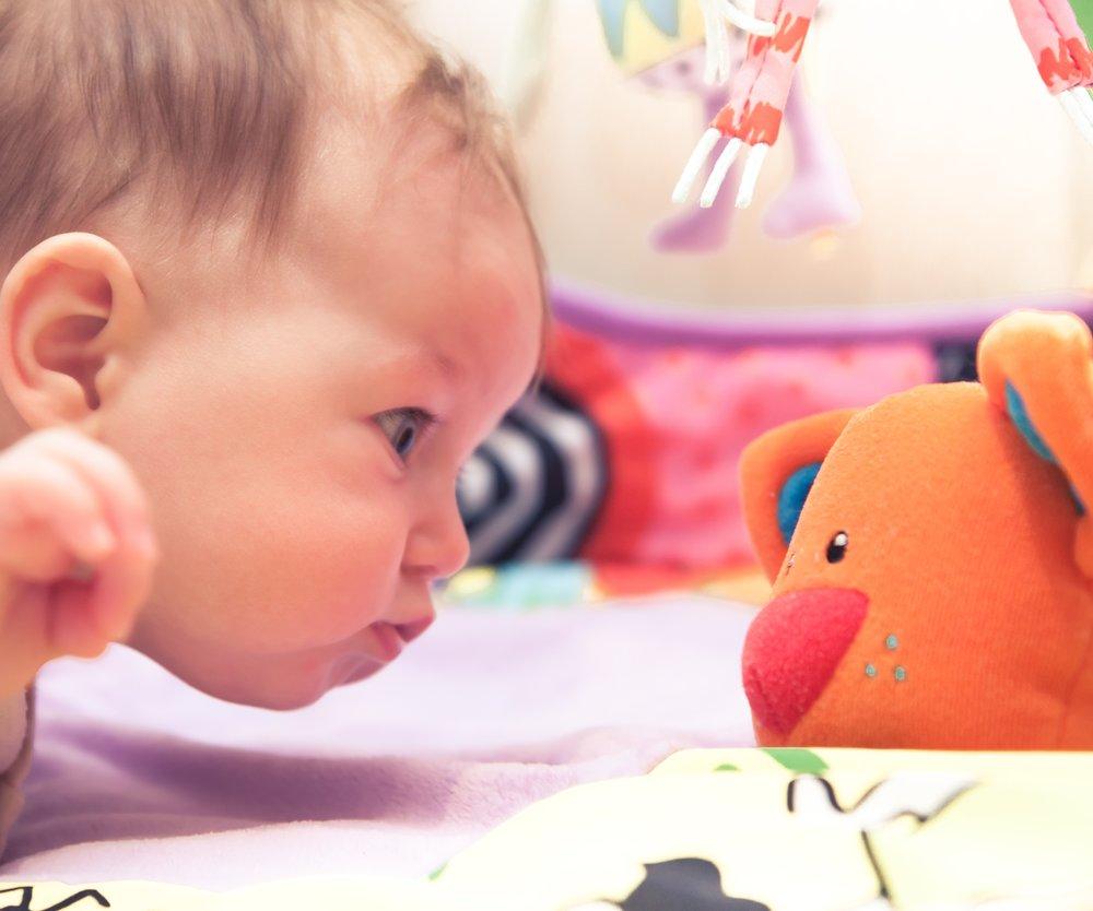 92baddff231 Baby  Rote Wangen beim Kind und ihre Ursachen