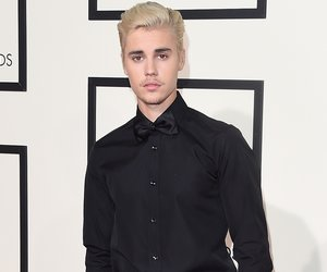 LOS ANGELES, CA - FEBRUARY 15: Singer Justin Bieber attends The 58th GRAMMY Awards at Staples Center on February 15, 2016 in Los Angeles, California. (Photo by Jason Merritt/Getty Images)