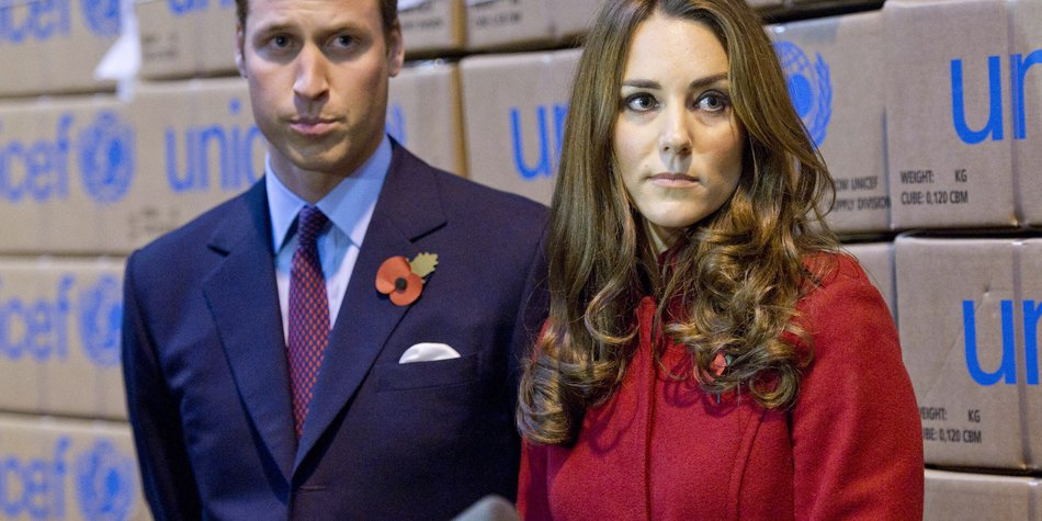 Kate Middleton: Prinz William vermieste ihr den Urlaub