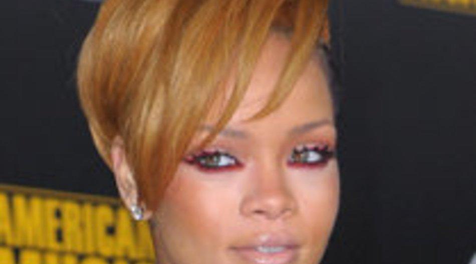 Rihannas Last-Minute-Shoppingtour zu Weihnachten