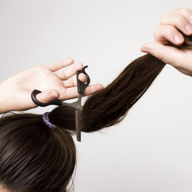So kannst Du Deine Haare spenden!