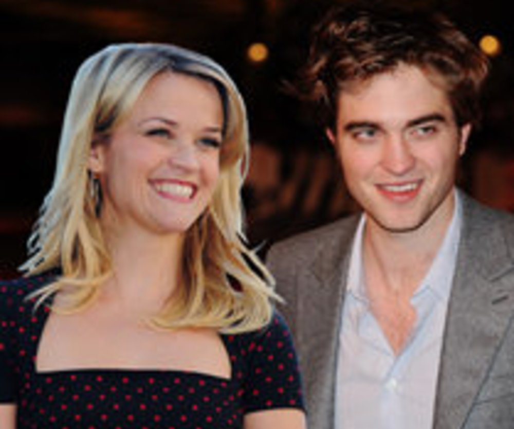 Robert Pattinson: Reese Whiterspoon findet ihn attraktiv
