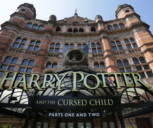 """Das """"Harry Potter""""-Stück ist nun in London zu sehen."""