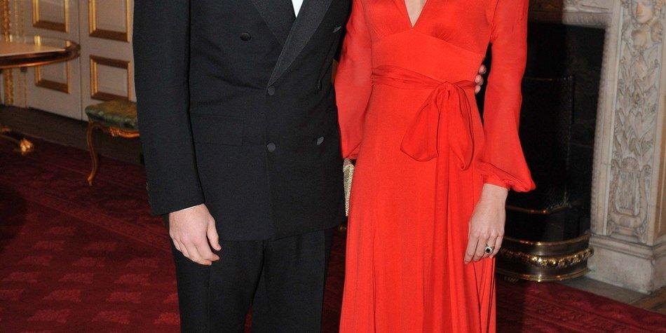 Prinz William und Kate Middleton helfen Afrika