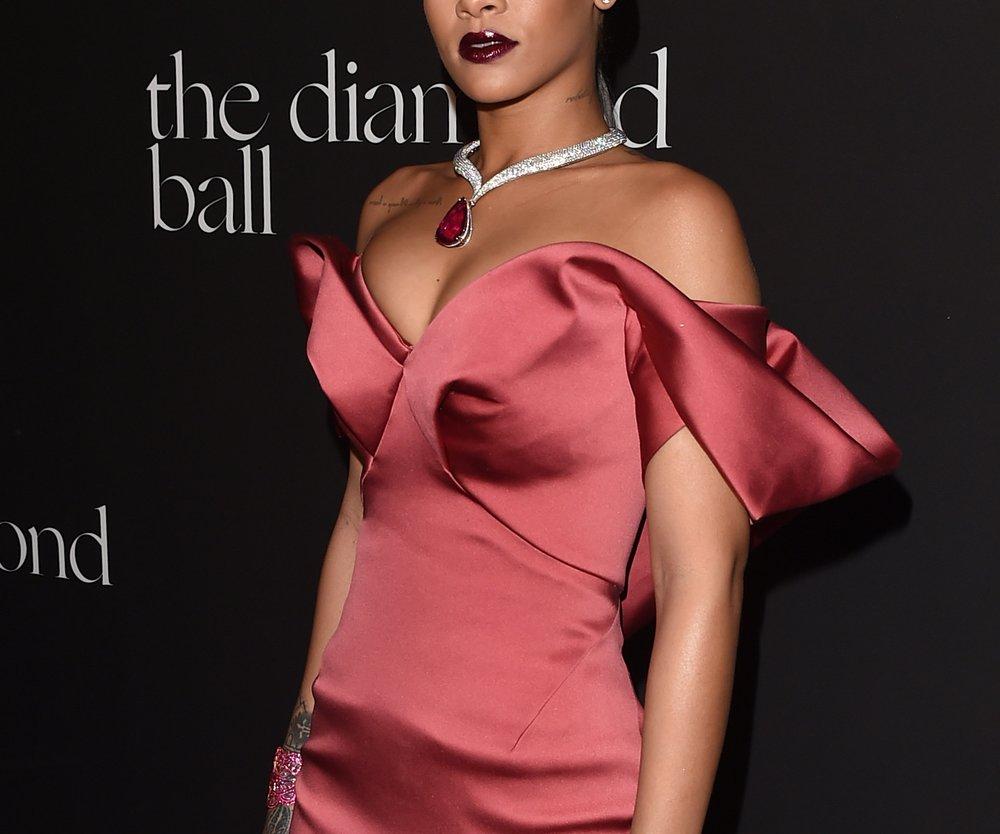 Rihanna: Heiße Turtelei in der Playboy-Mansion?