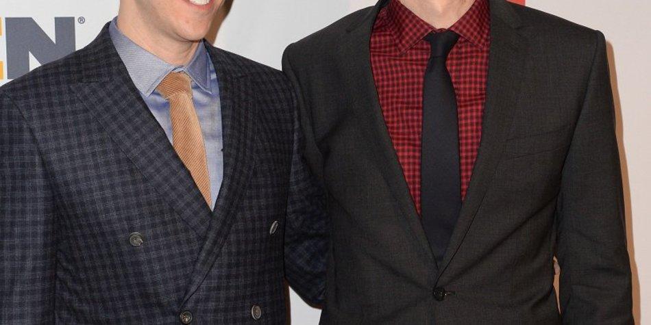 Big Bang Theory: Jim Parsons zeigt sich mit seinem Freund!