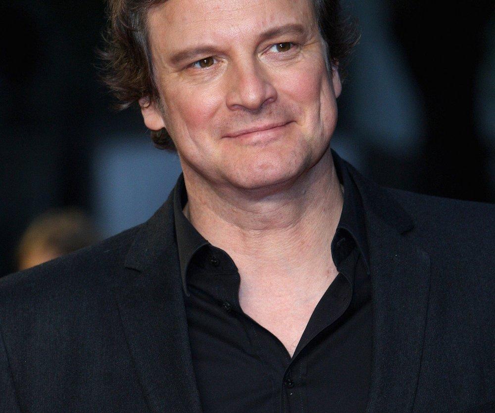 Colin Firth versteigert sich
