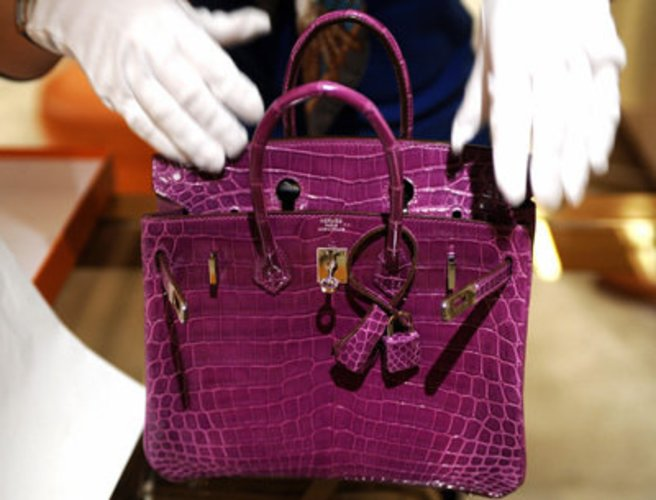 Luxus Tasche: Birkin Bag