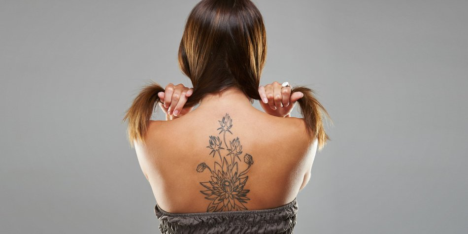 Tattoo Entzundet Symptome Und Schnelle Hilfe Desired De