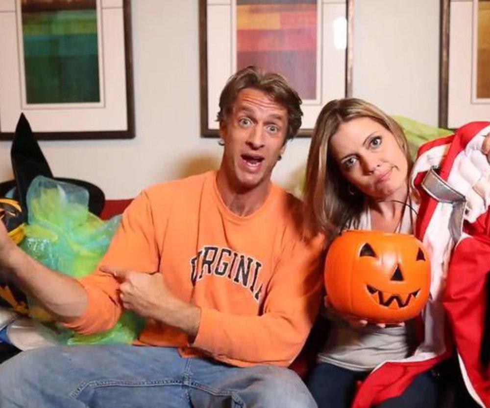 Internetstar-Familie feiert Halloween mit neuem Viral Video