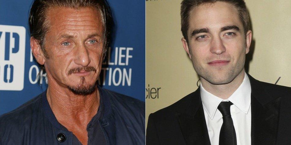 Robert Pattinson: Warnung von Sean Penn
