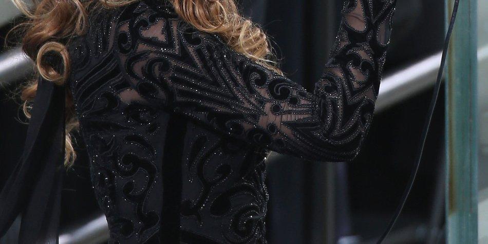 Beyonce: Ihr Perfektionismus trieb sie zum Playback
