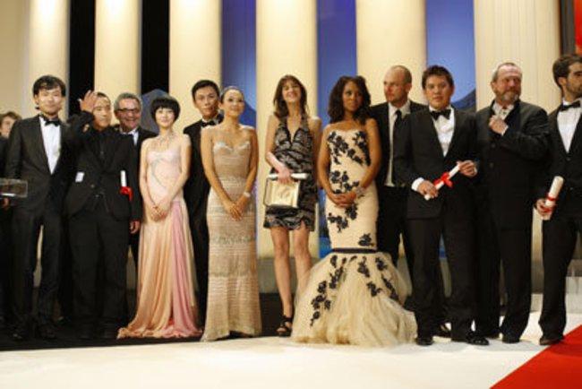 Cannes Preisträger 2009