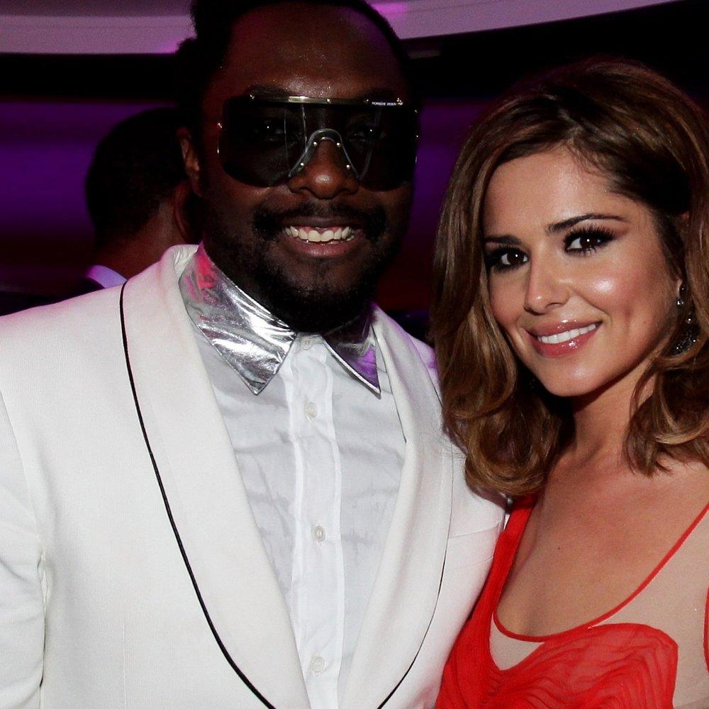 Will.i.am: Crash mit Cheryl Cole