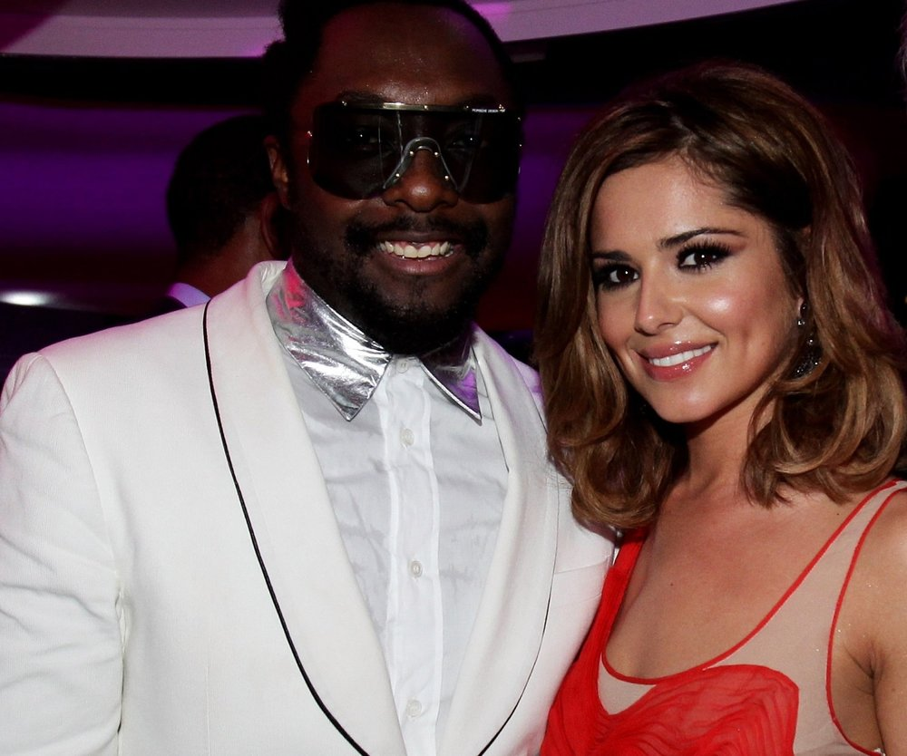 Will.i.am: Crash mit Cheryl Cole