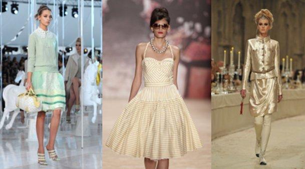 Louis Vuitton, Lena Hoschek und Chanel