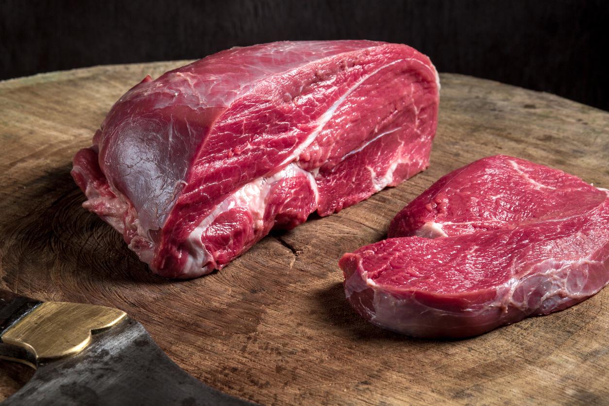 steak ei diät