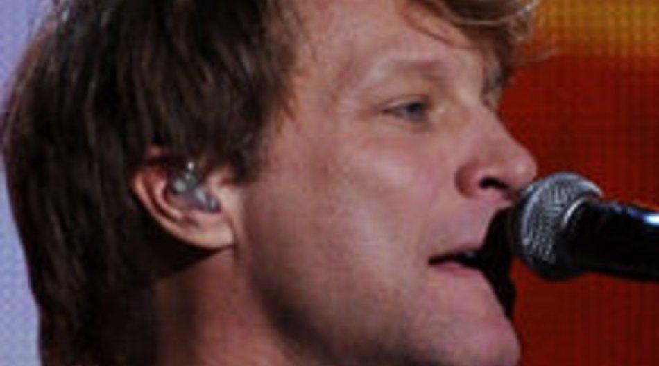 Wetten, dass..? versteigert Bon Jovi-Gitarre