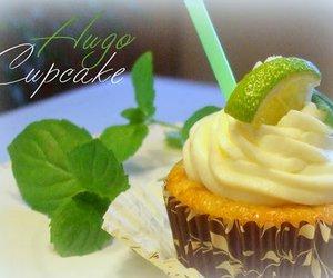 Hugo Cupcakes