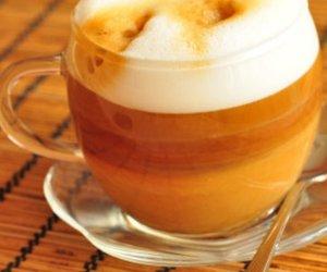 Latte Macchiato mit VERPOORTEN ORIGINAL Eierlikör
