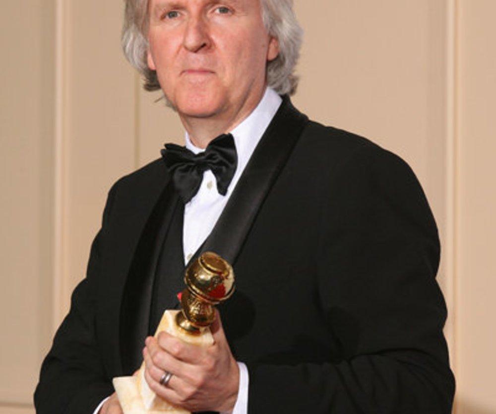 James Cameron - Golden Globes