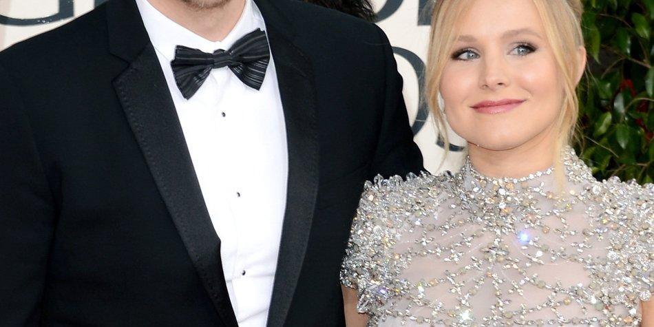 Kristen Bell: Baby ist da!