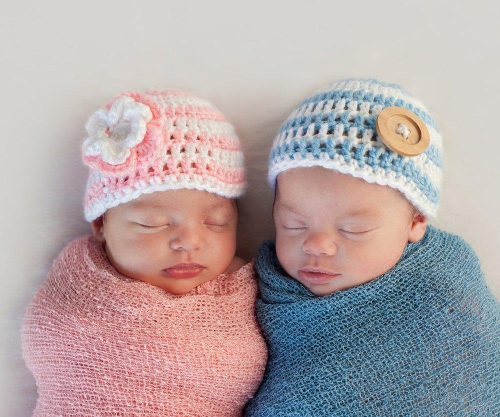 Babymütze stricken