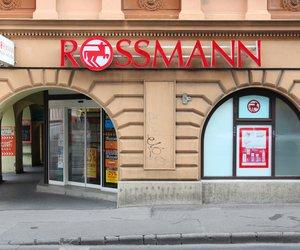 Rossmann perfumery