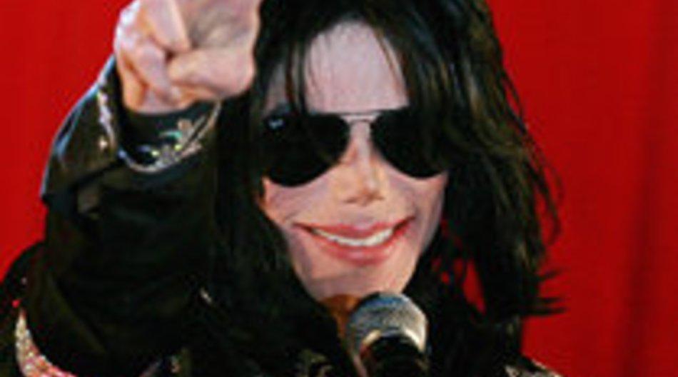 Michael Jackson in concert!
