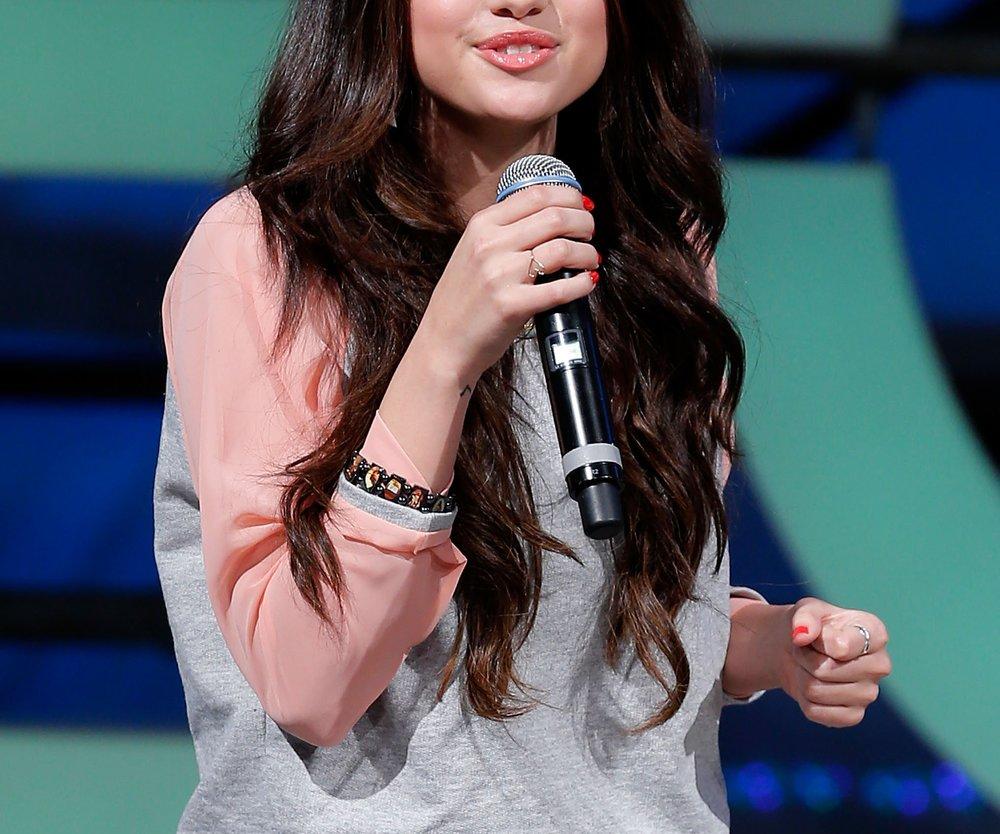 Selena Gomez feiert Silvester in Dubai