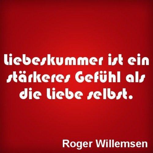 Roger Willemsen Zitat