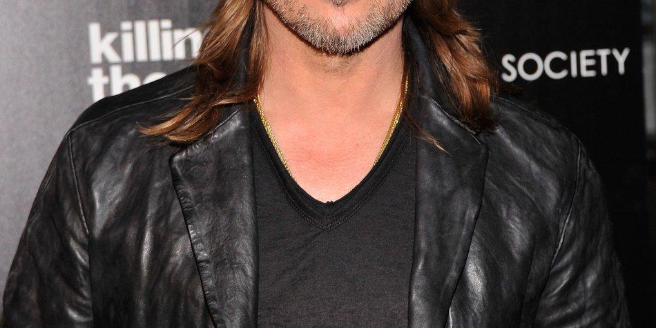 Brad Pitt in der Midlife-Crisis?
