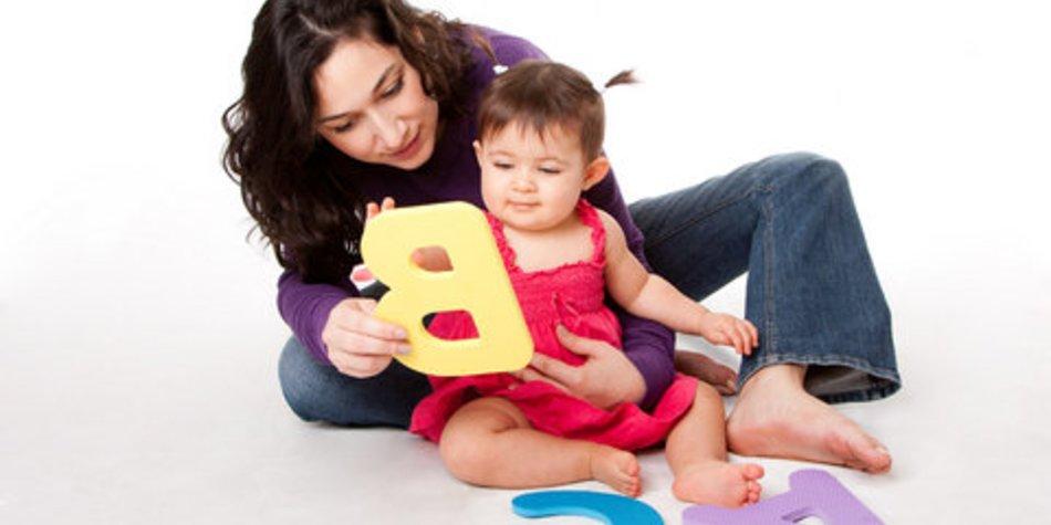 Kinder lernen kreativ sprechen