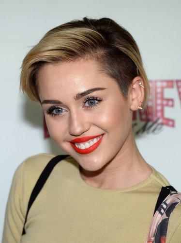 Miley Cyrus: Kurzer Bob