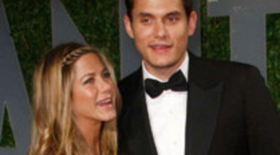 John Mayer lästert über Jennifer Aniston