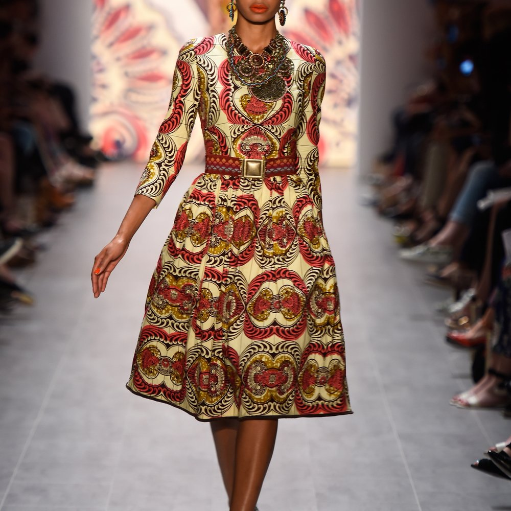 Fashion Week Berlin: Lena Hoschek zieht es nach Afrika