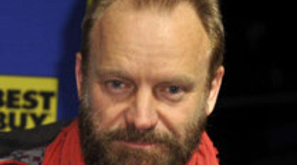Sting: Einziges Deutschland-Konzert