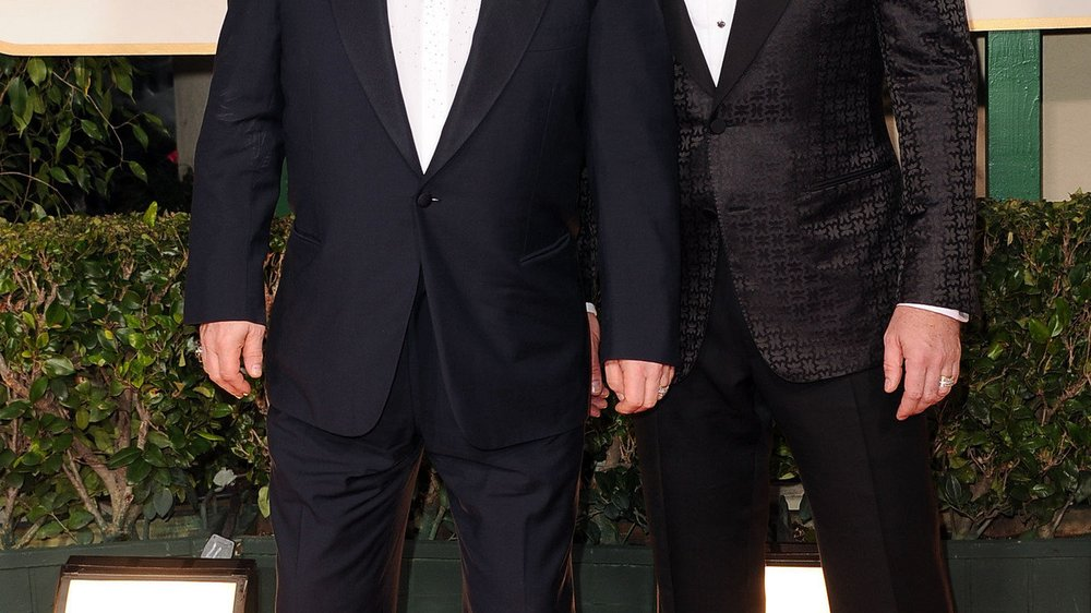 Elton John sorgt sich um seinen Sohn Zachary