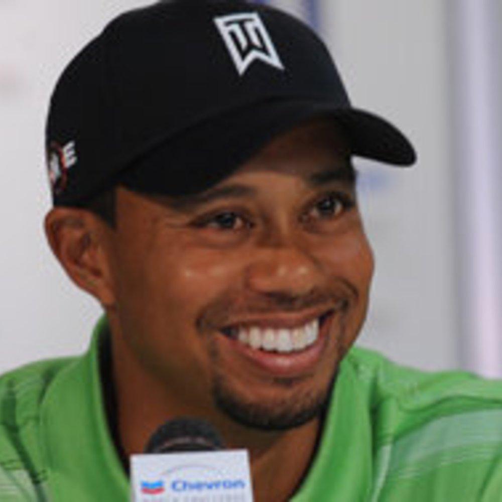 Tiger Woods freut sich auf die Zukunft!